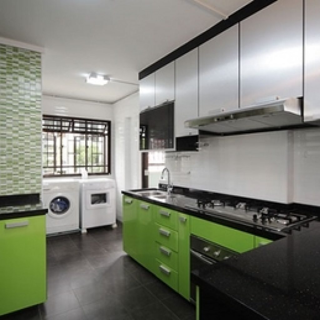 Kitchen Cabinets Singapore: Jaystone Renovation Contractor Singapore